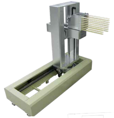 Multi-glass handling