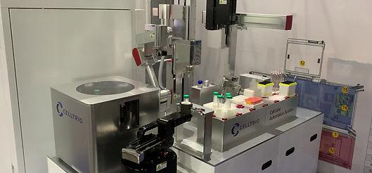 Cell Culturing System @ SLAS 2020