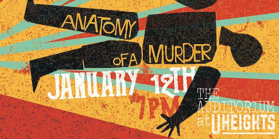 Film Friday: Anatomy of a Murder (FREE)