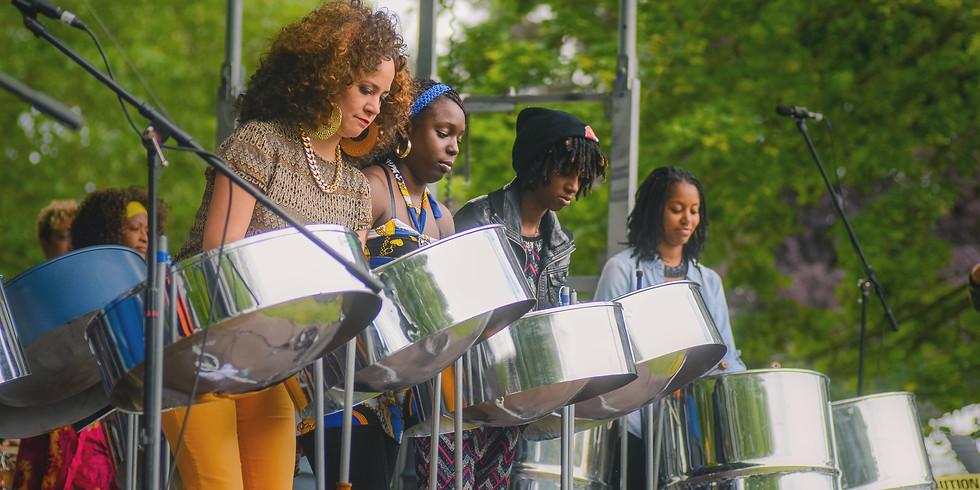 Seattle Women's Steel Pan Project (Free)