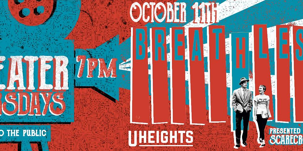 Theater Thursdays - Breathless (FREE)