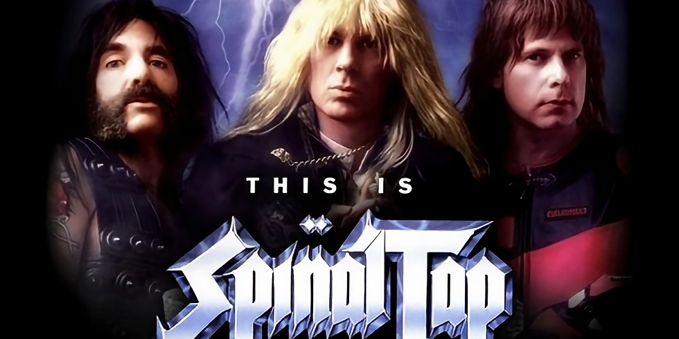 Film Friday: Spinal Tap (FREE)