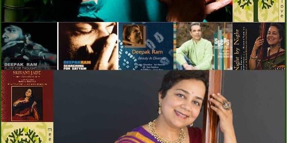 Deepak Ram & Srivani Jade Concert