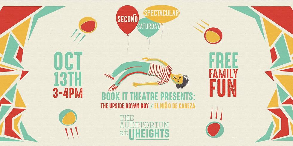 Book-It Theatre: Second Saturday Spectacular (FREE)