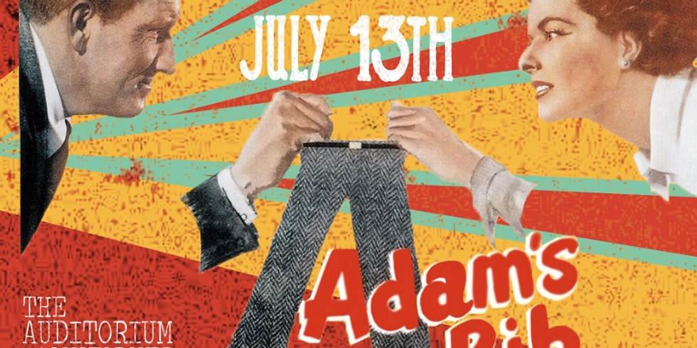 Film Friday: Adam's Rib (FREE)