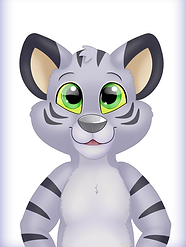 commision_bust_for_gamerkitty_by_poppyan