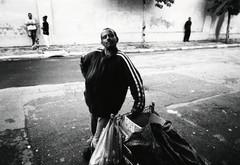 A Man and his Cart, São Paulo, by Marco Aurélio Alves Silva
