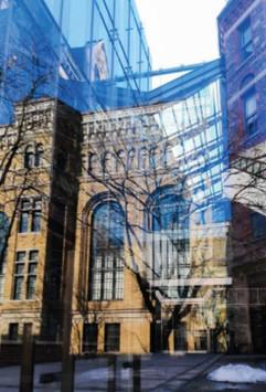 Reflections of the Past, Toronto, by Jennifer