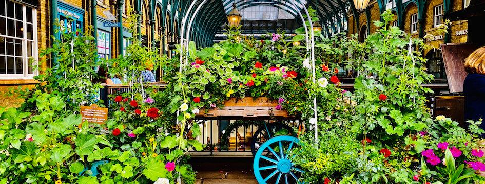 ORIGINAL PHOTO Covent Garden by Geraldine Crimmins