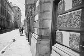 The couple, City of London