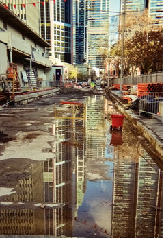 Reflections, Sydney, by Sera Hodgson