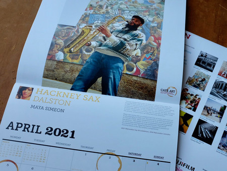 2021 calendar success: big payout to photographers and sheltering vendors
