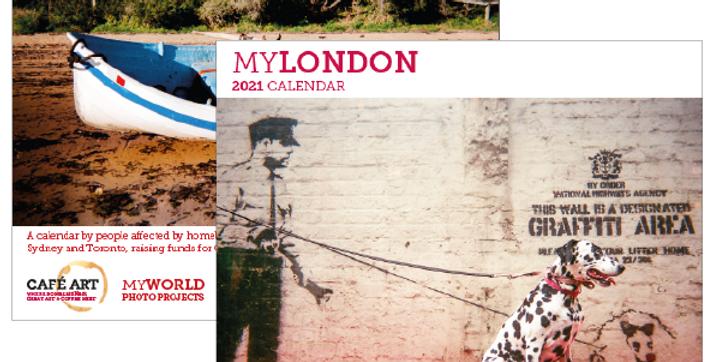 1 MyWorld +  1 MyLondon (wall calendars)