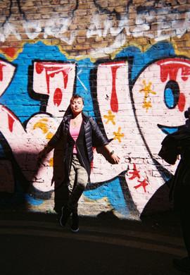 Brick Lane Pose, Shoreditch