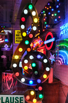 Neon Lights by McGinlay