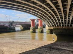 London bridges by Michelle Allsup