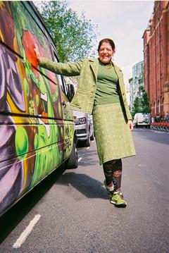Portrait, Camden Town