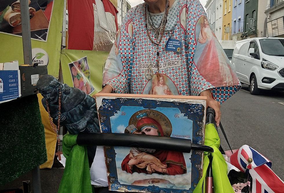 Sister Ruth Greeting Card