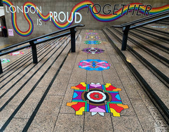 Proudly Together by Saffron Saidi