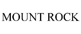 mount rock