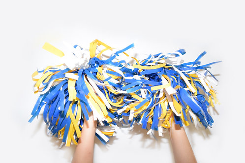 Cheering Pompons