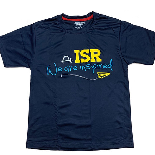 We are inspired Blue T-shirt