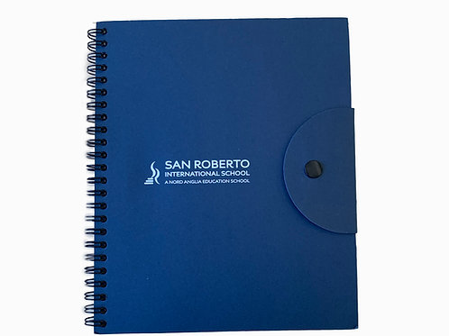 Notebook ISR with pen