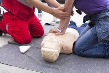 Irish Heart Foundation BLS HCP Training