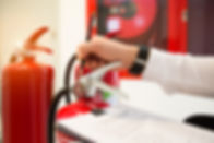Fire Extinguisher Service & Maintenance