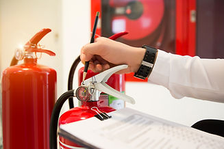 Fire Extinguisher Service & Maintenance