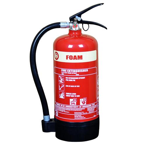 6 Ltr AFFF Foam Spray Fire Extinguisher