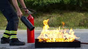 Fire Safety Training Course Cork Dublin Limerick