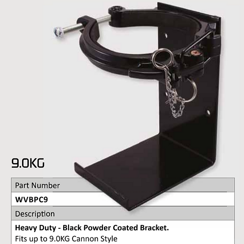 Transport Bracket (Up to 9.0Kg)