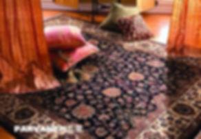 絨毯出張販売