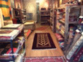 PARVANEH広尾ヴィンテージキリム・ギャッベ・ペルシャ絨毯専門店
