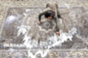 ペルシャ絨毯クリーニング