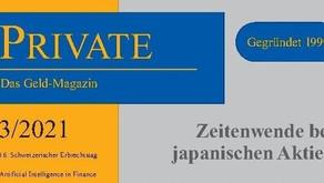 Zeitenwende bei japanischen Aktien