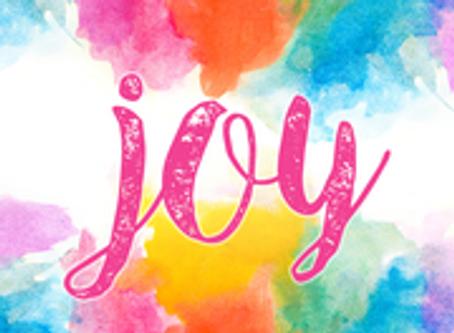 THE MAGIC OF JOY