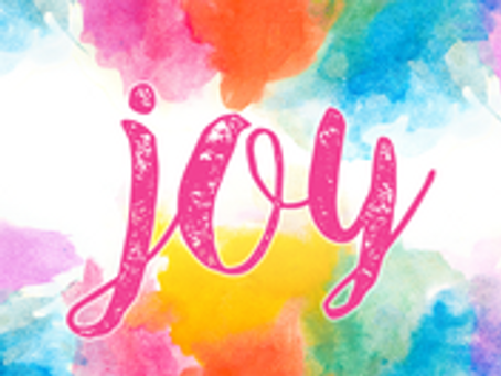 THE MAGIC OF JOY