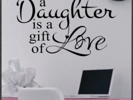 THE JOY OF DAUGHTERS