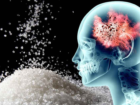 WHAT SUGAR DOES TO THE BRAIN