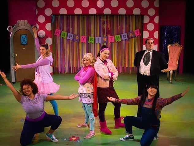 Merrilee Mannerly: A Magnificent New Musical