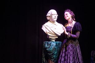 Mrs. Shakespeare, the Poet's Wife