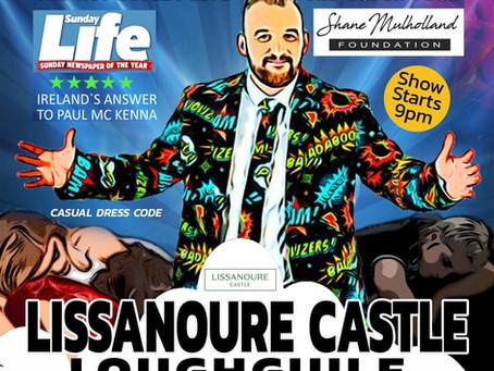 Fundraiser at Lissanoure Castle