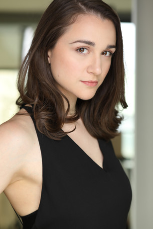 Headshot by Michael Hull ; Makeup and Hair by Kacey Spickard
