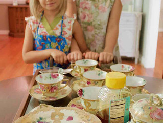 Tea Parties at August Estates
