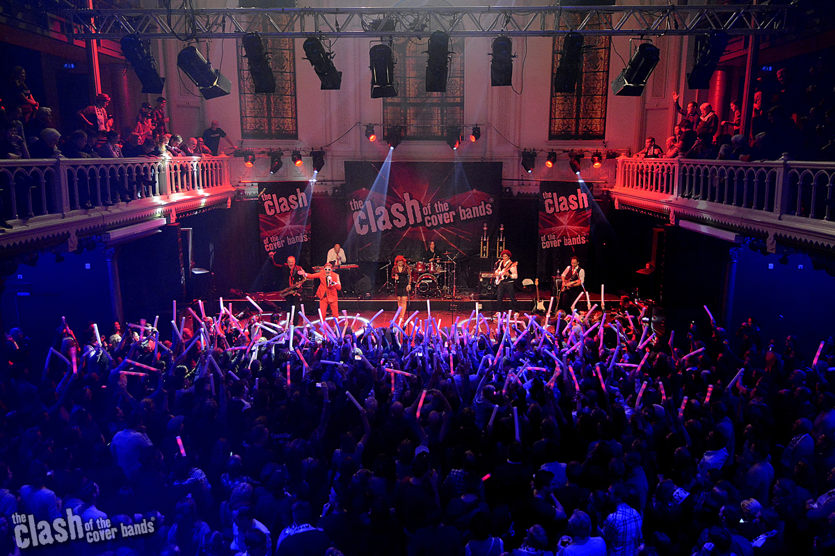 Clash of the Coverbands @ Paradiso
