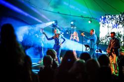 Trickplay live at moonlight festival