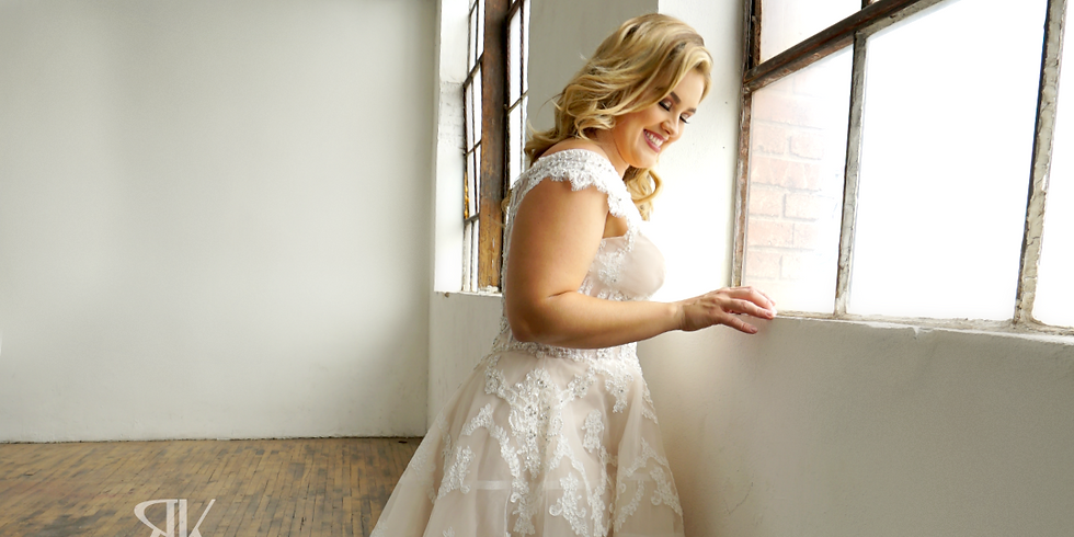Kathleen's Bridal- Glamour Plus Week