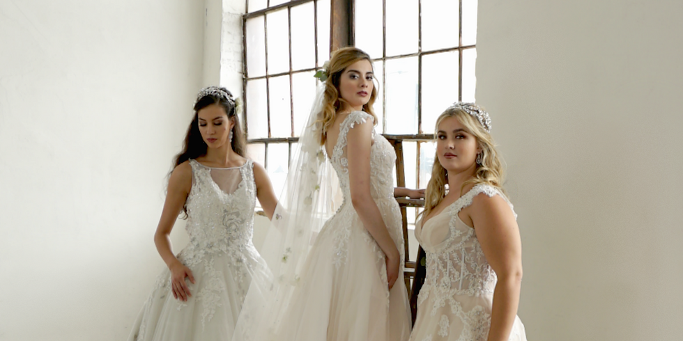 Posh Bridal - ALL Collections Designer Weekend !